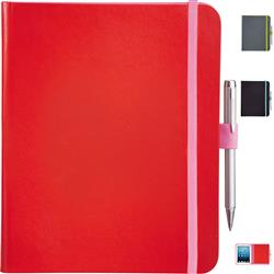 Ambassador Punch Tech Pad, Folio and writing pad with custom logo for iPads