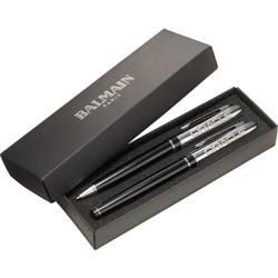 Balmain Parisian Pen Set, Custom Engrave Pen Sets