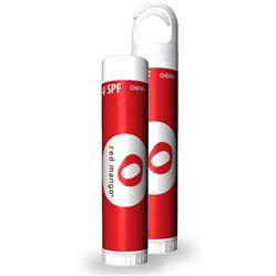 Bargain Cherry SPF04 Lip Balms with Full Color Imprint - Chap Ice Brand