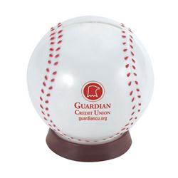 Baseball Custom Piggy Bank & Coin Banks