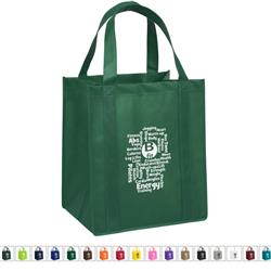 Big Thunder Grocery Totes - Recycled & Recyclable