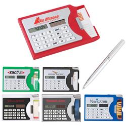 Business Card Custom Calculators