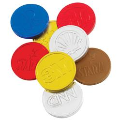 Custom Printed Chocolate Coins