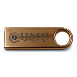 Sensys Company Store - 8 GB Copper Memory Stick