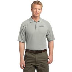 CornerStone® - EZCotton™ Tactical Polo with Sensys Logo Embroidered