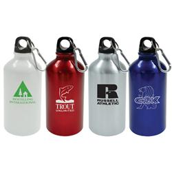 Geo Custom Aluminum Sports Bottles 17 oz