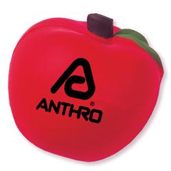 Custom Apple Stress Balls and Promotional Apple Stress Relievers