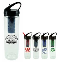 Clean and Clear Custom Filter Bottle, BPA free custom imprinted