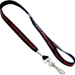 "3/8"" Economy Lanyard with Free Clip"