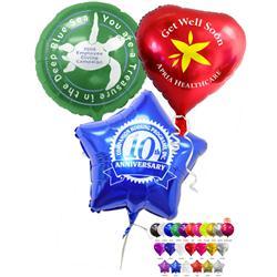 """12"""" Foil Custom Balloons"""