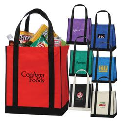 Apollo Grocery Totes and Tote Bags