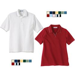 Jesey Custom Cotton Polo Shirts with Stripe