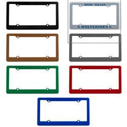 Promotional License Plate Frames