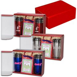 Curvy Hot Cocoa Holiday Set with Gift Box - Promoitonal Item