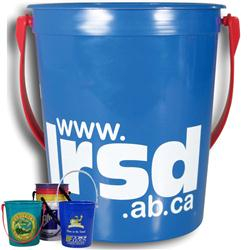 Custom Sand Pails and Promotional Buckets