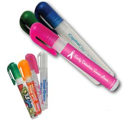Pocket Spray Custom Hand Sanitizer in 8 ml Size, Promotional Hand Sanitizer Spray Pens