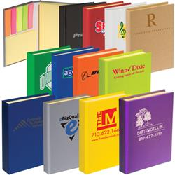 Custom Sticky Books with Promotional Sticky Notes and Flags