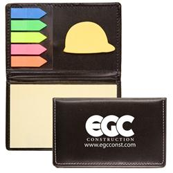 Hard Hat Sticky Note Pad Custom