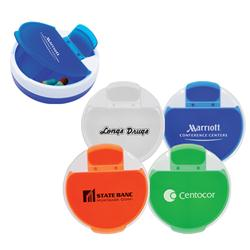 Easy Pill Box and Promotional Case
