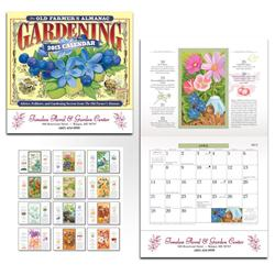Farmer's Almanac Gardening Wall Calendar, Promotional Farmer's Almanac Calendar