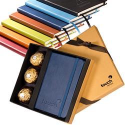 Ferrero Rocher Chocolates and Junior Tuscany Journal Gift Set