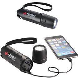The Ultimate Flashlight, Power Bank and Auto Safety Tools all in one