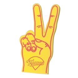 "22"" Victory Foam Cheering Mitt and finger"