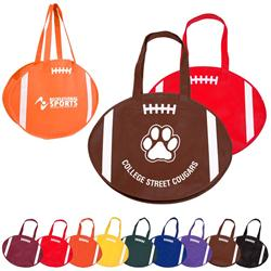 Custom Football Tote Bag