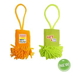 Frizzy Luggage Tags