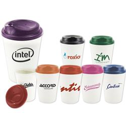12 oz Grip N Go Custom Travel Tumblers