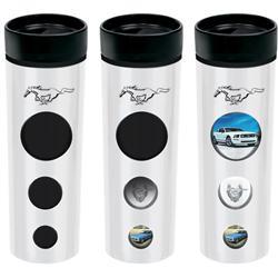 Custom Heat Changing Travel Mugs, Heat Activated Promotional Travel Mug