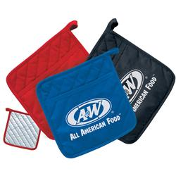 Heavy Duty Pot Holders with Logo