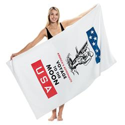 Billboard Size Super Heavyweight Velour Beach Towel