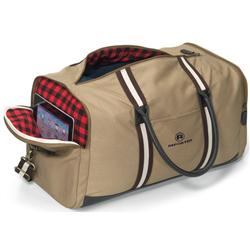 Heritage Supply Cotton Canvas Duffel Bags with Custom Imprint or Embroidery