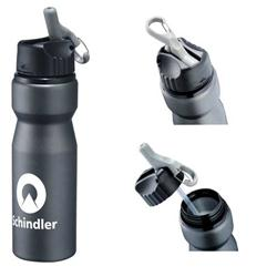 High Sierra Custom Aluminum Bottle With Hook, Promotional High Sierra Bottles