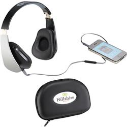 ifidelity Mirage Stereo Headset  with a custom case