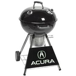 "Black 22"" Kettle Grill customized"