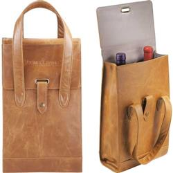 Laguiole Double Wine Tote customized