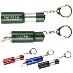 LED Keylight and Bottle Opener