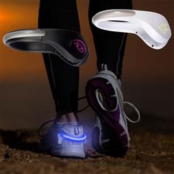 LED Safety Light Clip On for runners, hikers and walkers