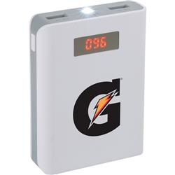 Mega Vault Power Bank with Dual Output and Flashlight