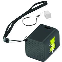 Mini Me Bluetooth Speaker, Remote Camera Shutter and Security