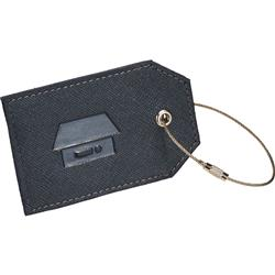 Modena Promotional Luggage Tag Customized with your Logo by Adco Marketing
