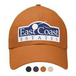 Custom Moisture Wicking Promotional Caps, Palm Springs Custom Cap