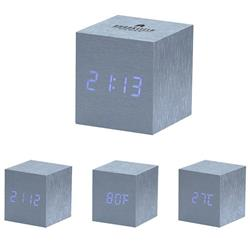 MoMA Alume Cube Clock Corporate Gift