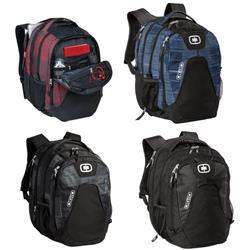 Ogio Juggernaut Backpack | Ogio Checkpoint Friendly | Adco Marketing