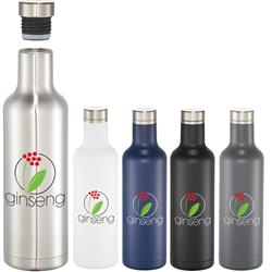 Pinto Copper Vacuum Insulated Bottle 25oz with Custom Promotional Logo