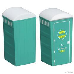 Porta-potty stress reliever