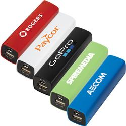 Quad Power Pack - 2200 mAh power banks