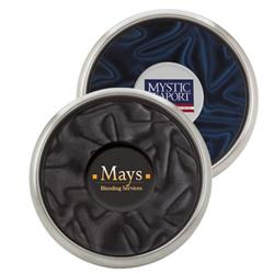 Reflections custom promotional coasters with your company logo by Adco Marketing.